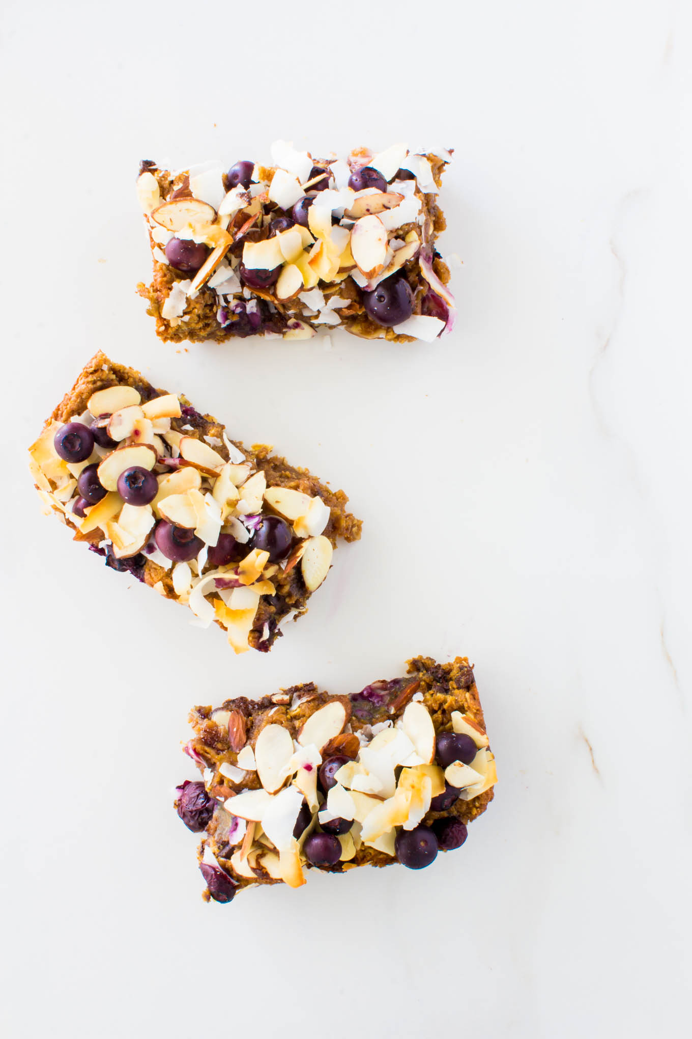 coconut power breakfast bars | immaEATthat.com #sponsored