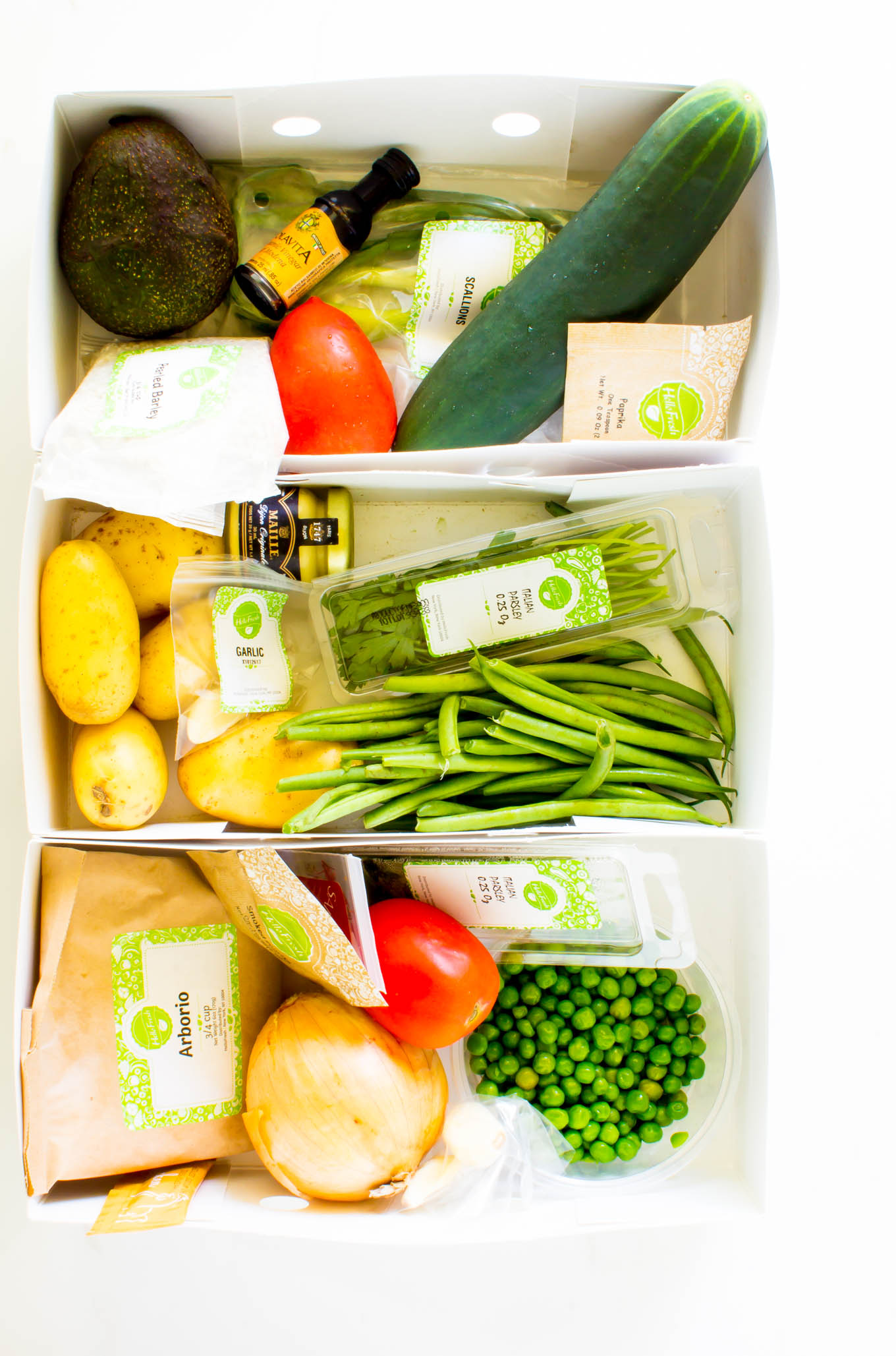 changing it up with HelloFresh | immaEATthat.com #sponsored