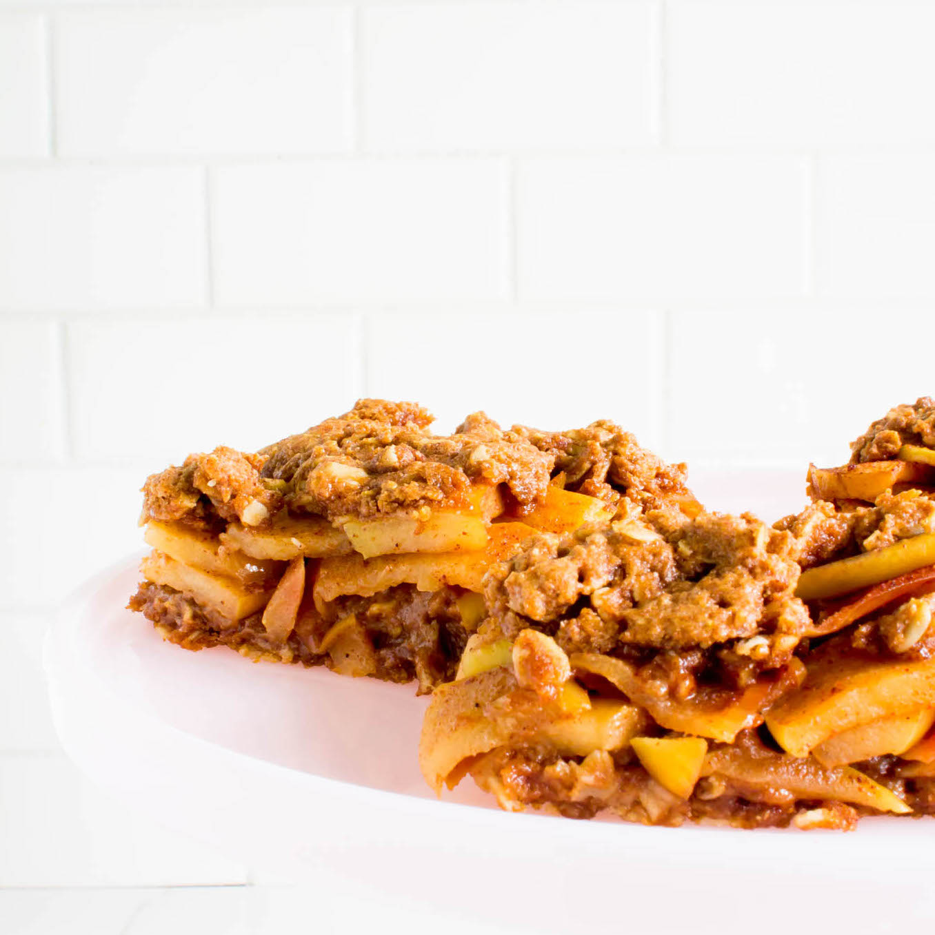 apple crumble bars-5