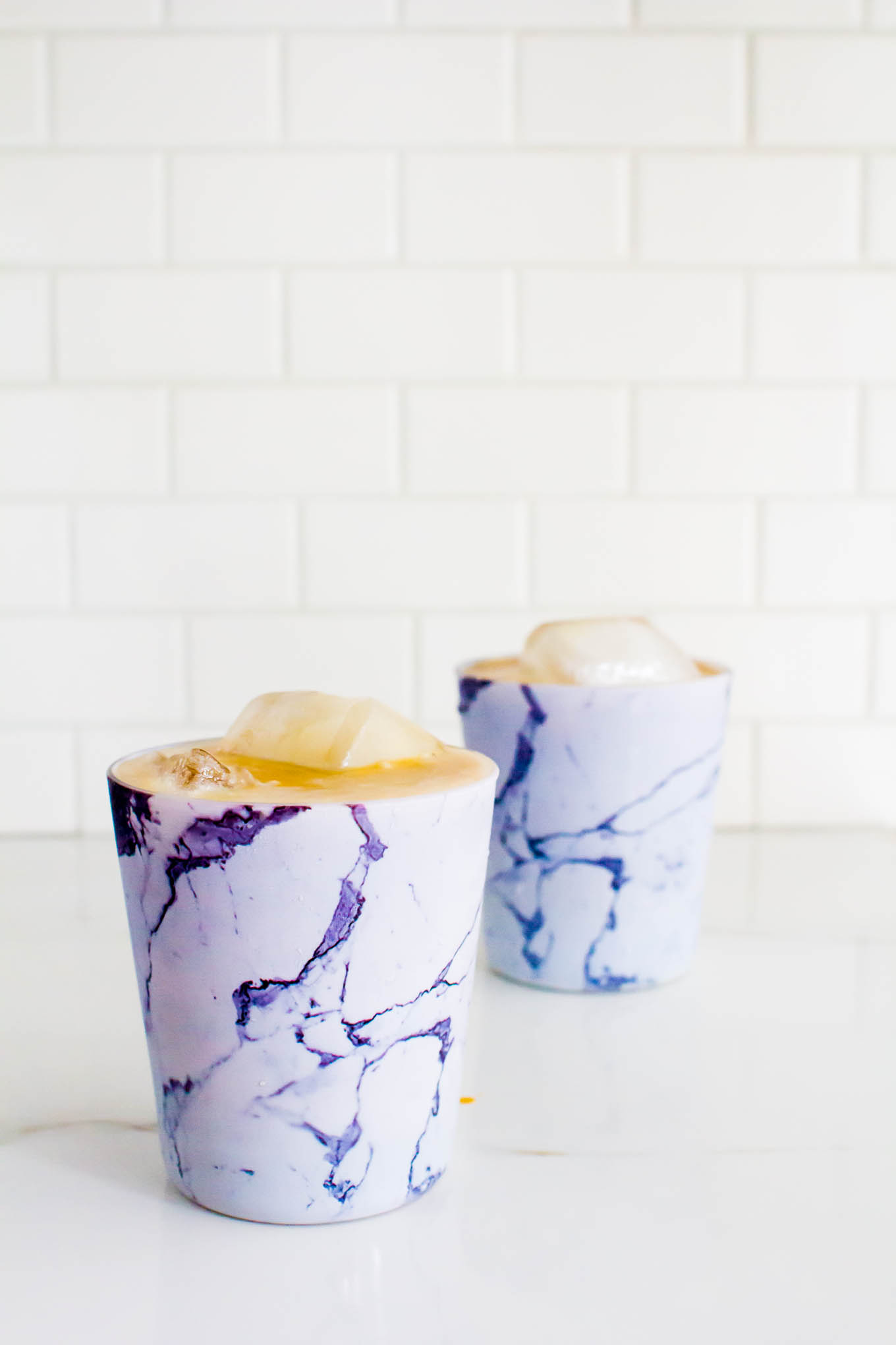 caramel coconut milk coffee creamer | immaEATthat.com