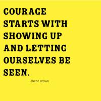 brene brown wisdom | immaEATthat.com