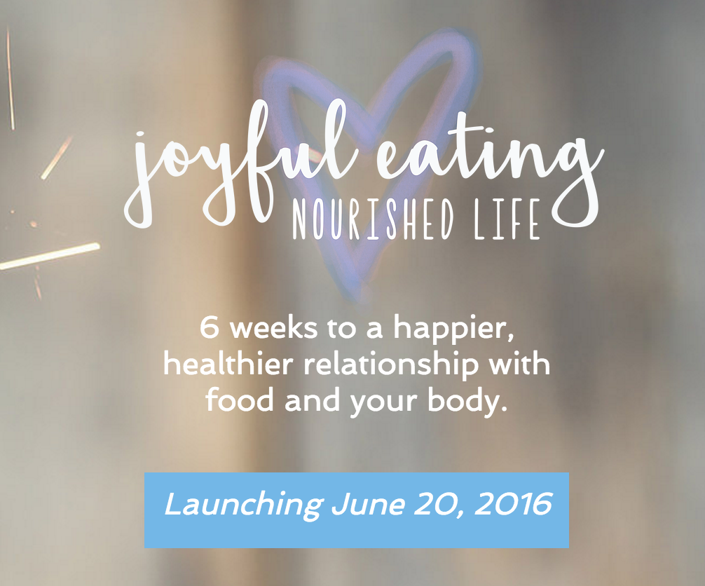 Joyful Eating Program