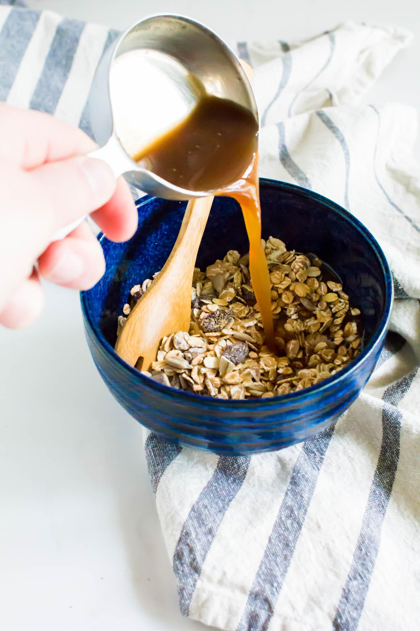 chai tea muesli | immaEATthat.com