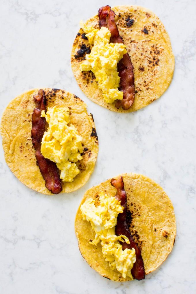 da best breakfast tacos | immaEATthat.com