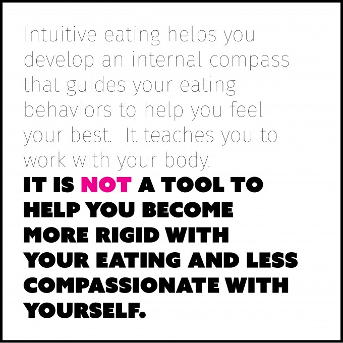 What is Intuitive Eating? | immaEATthat.com