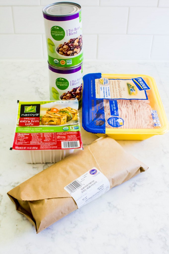 how to grocery shop when you don't have a plan | immaEATthat.com