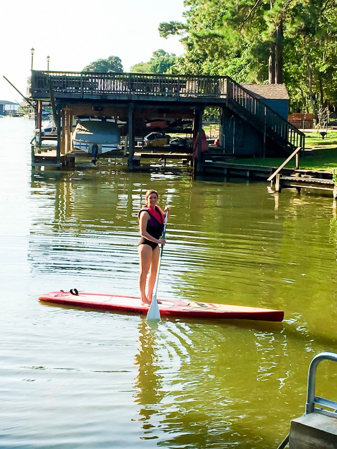 stand-up paddle boarding | immaEATthat.com