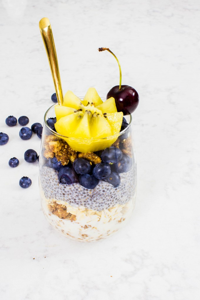 the trendy parfait | immaEATthat.com