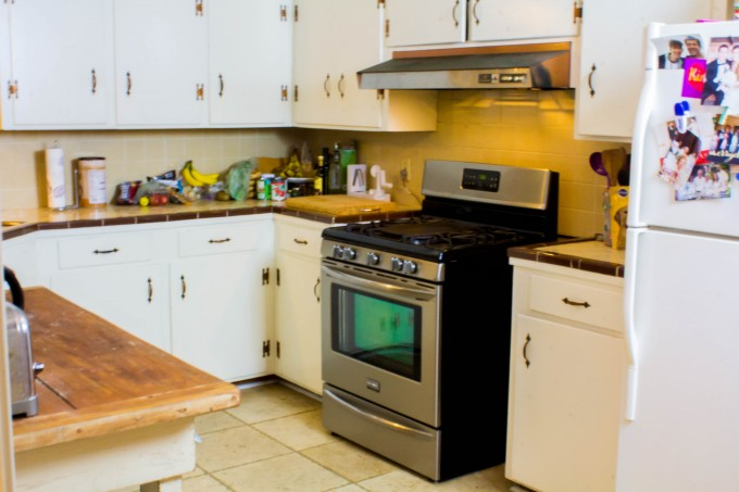 kitchen remodel BEFORE | immaEATthat.com