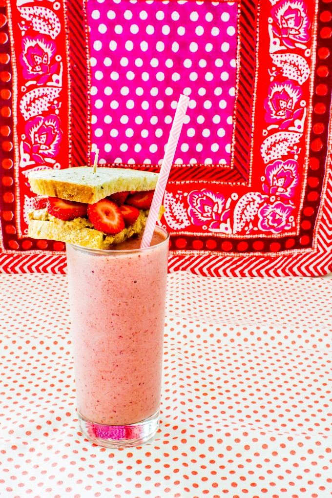 AB&J Smoothie | immaEATthat.com
