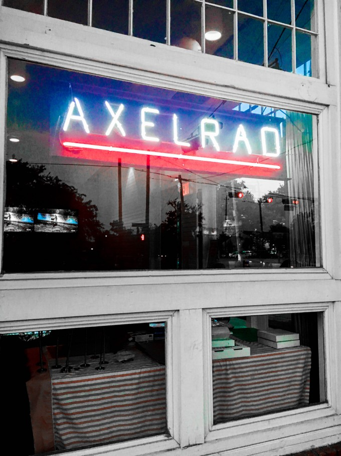 axelrad bar in Houston | immaEATthat.com
