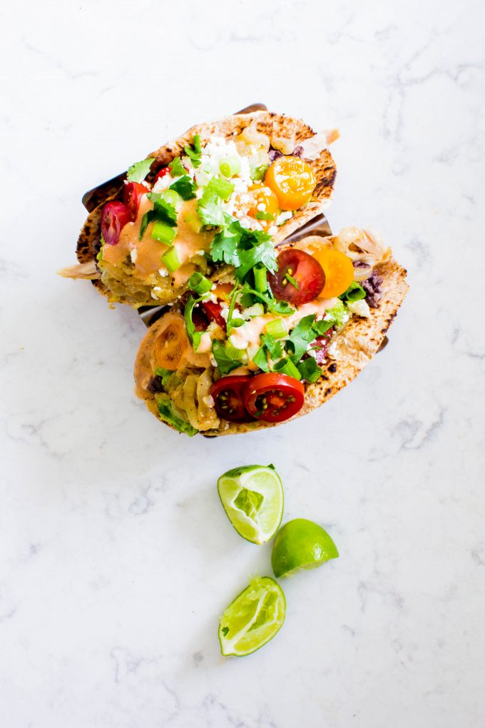 7 layer tacos | immaEATthat.com