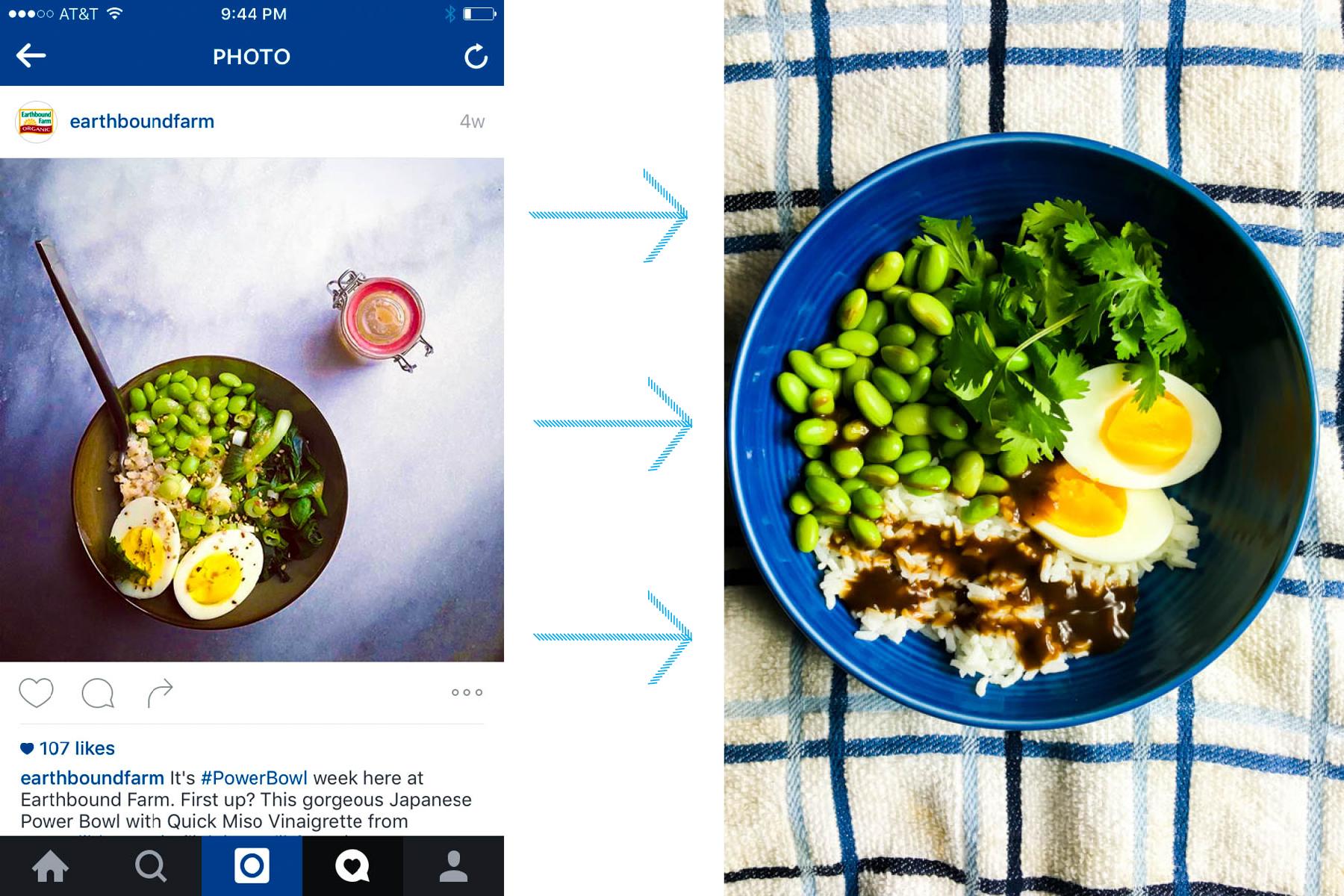 rice + edamame + stirfry sauce + cilantro | immaEATthat.com