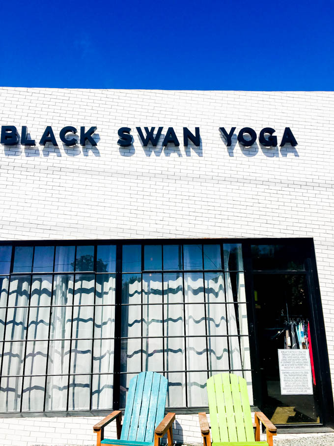 Black Swan Yoga | Houston, TX