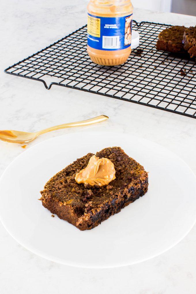 chocolate butternut squash bread | immaEATthat.com