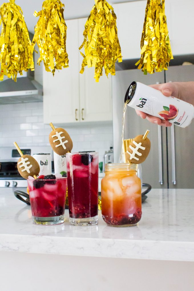 Touchdown Tonic for the big game!   immaEATthat.com