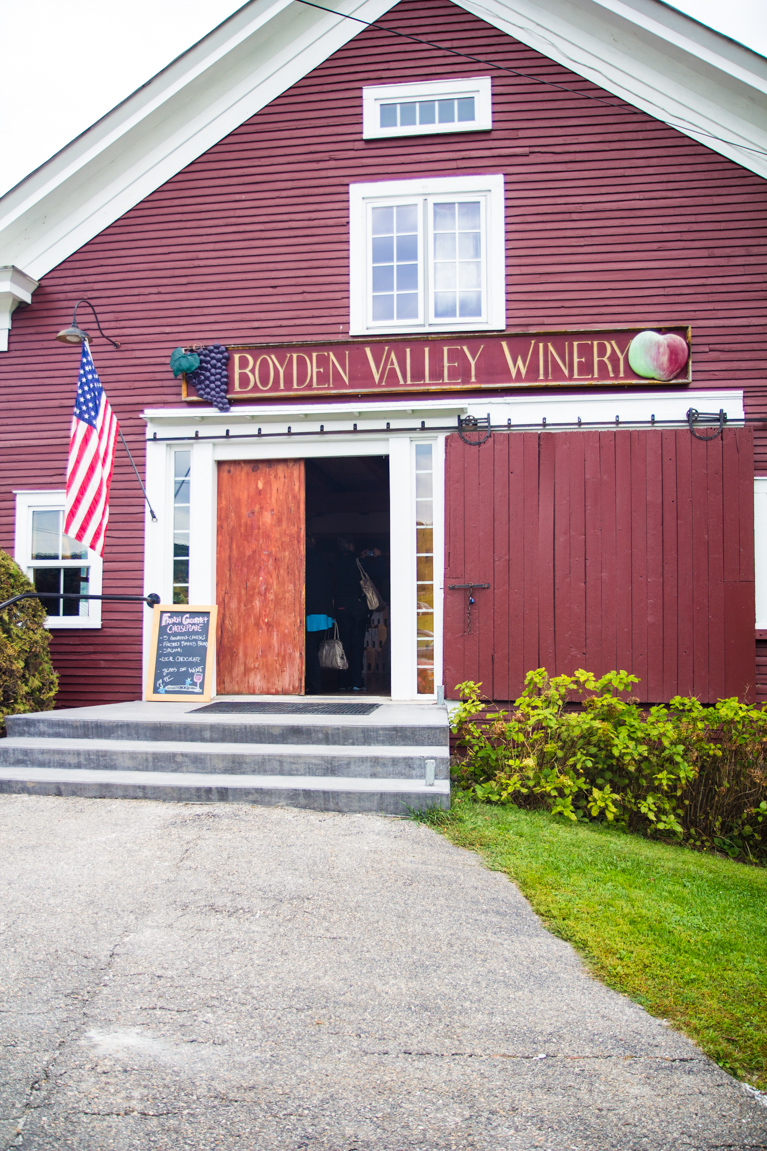 Blog Brulee-Maine Trip
