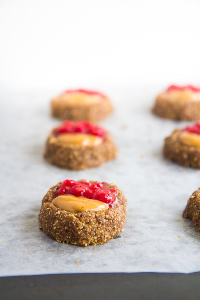 PB&J Thumbprint Cookies-4