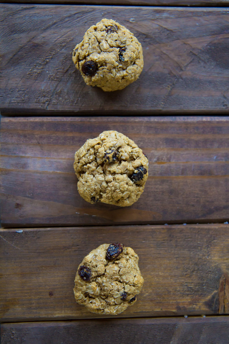 Healthy Oatmeal Cookies-3