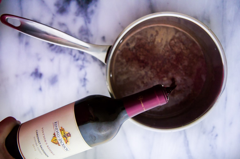 Red Wine Hot Chocolate | Yeah...immaeatthat