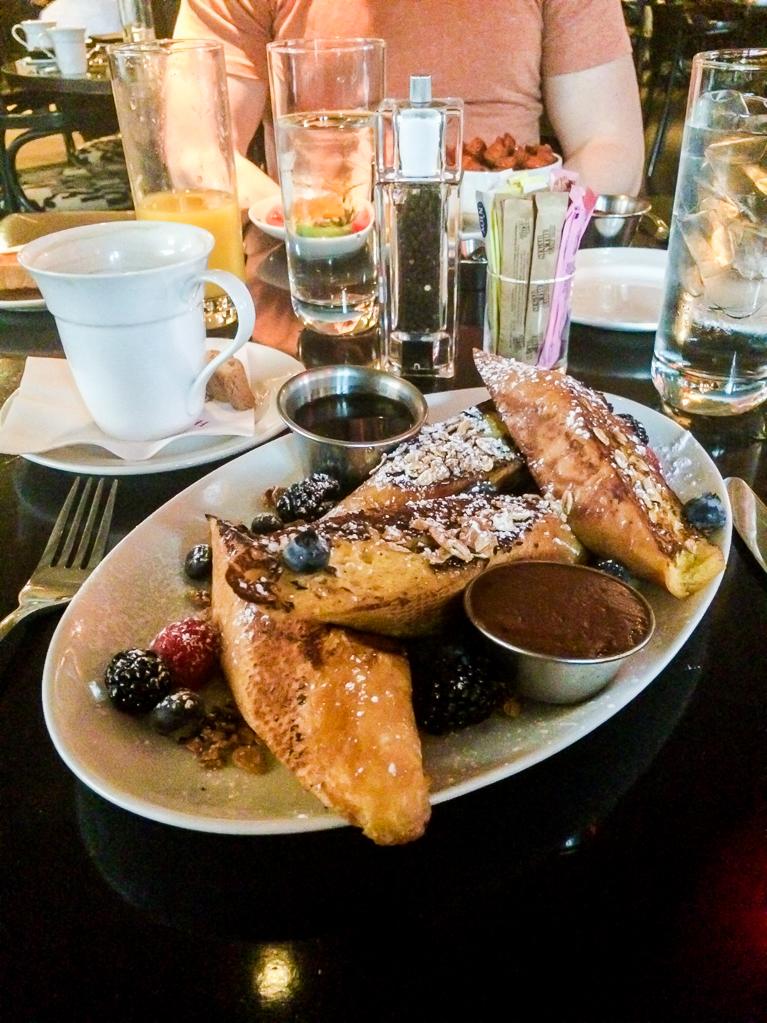 Breakfast at Monarch in Houston!
