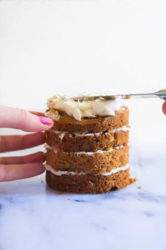 Mini Hummingbird Cake \\ immaEATthat #ad
