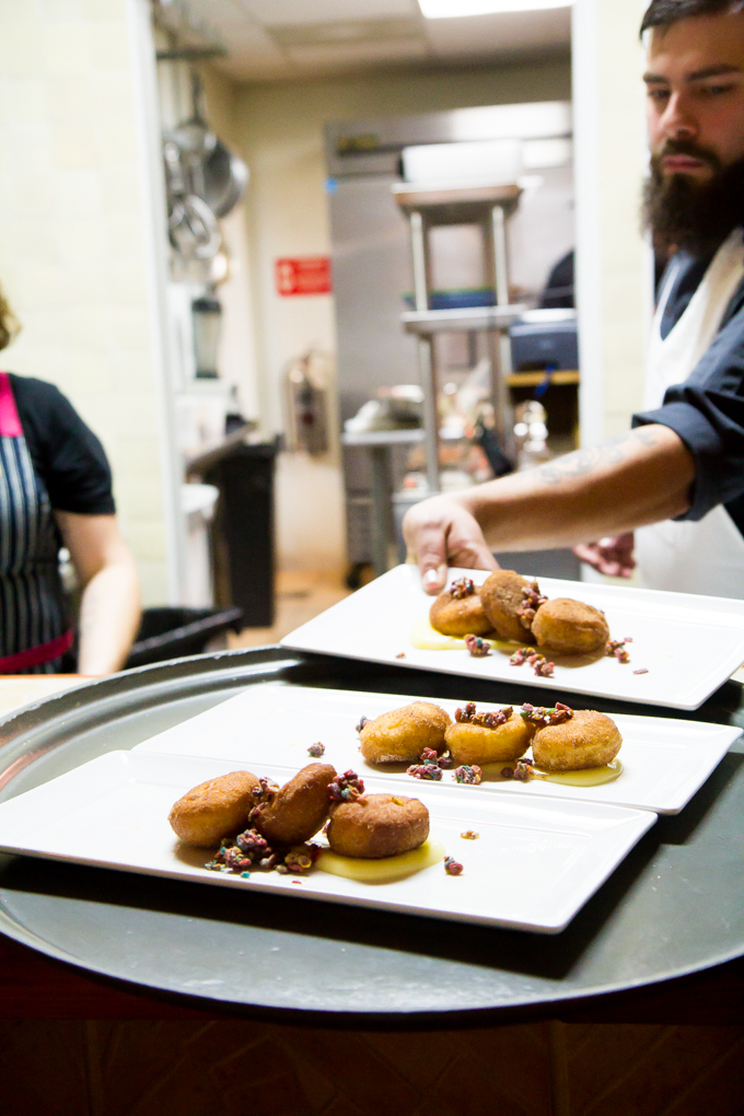 Duck Fat Donuts \\ Aces of Taste