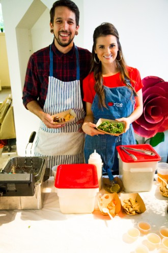 Meet the makers event \\ Ripe Cuisine