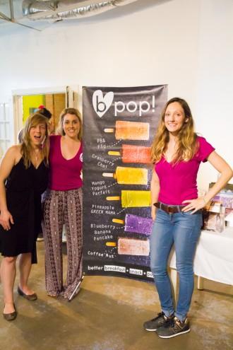 Meet the makers event \\ bPop