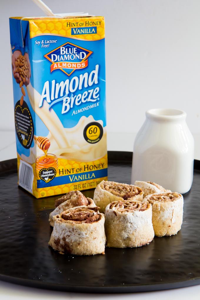 Pancake mix cinnamon rolls \\ immaEATthat