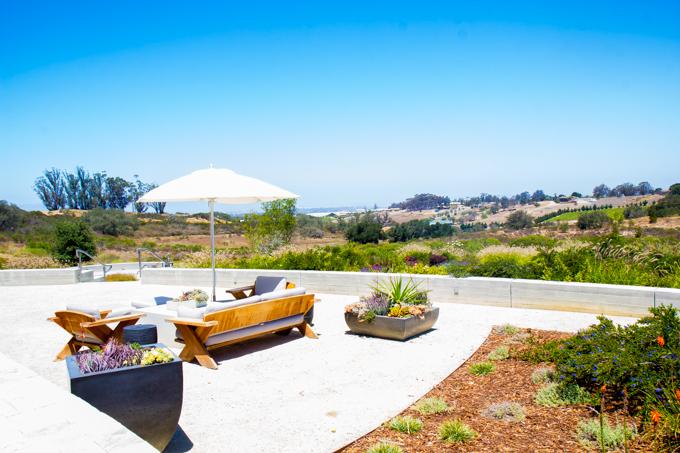 presqu'ile winery \\ California