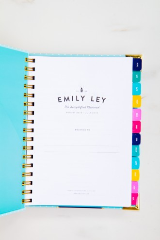 Emily Ley Planner \\ immaEATthat