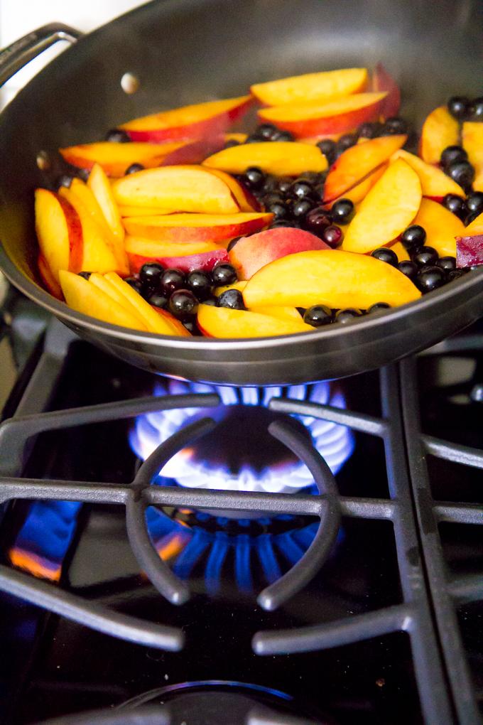 Grain-free Breakfast Cobbler \\ immaEATthat