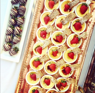 California Strawberry Commission Event \\ immaEATthat.com