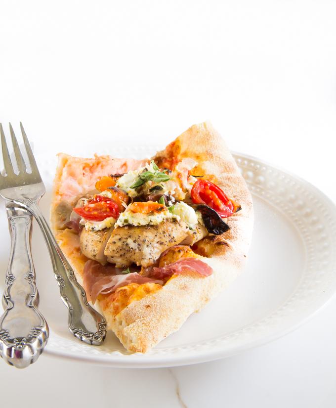Pizza Chicken! | immaEATthat.com