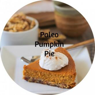 24 paleo pumpkin pie