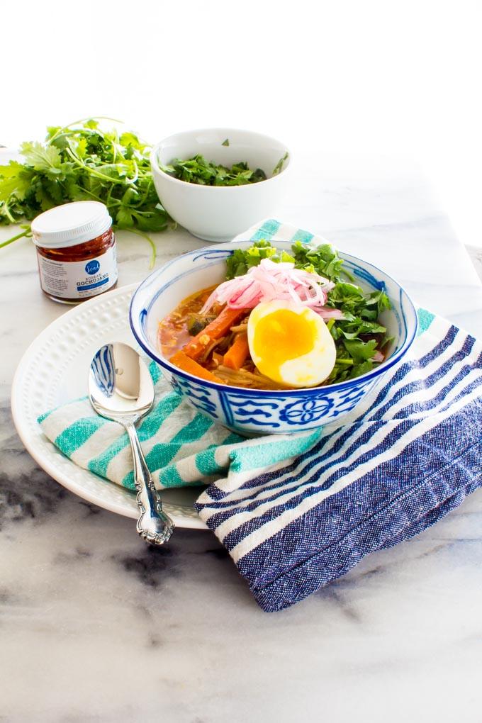 bibimbap soup   immaEATthat.com