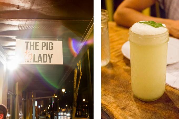 Bar Crawl at Pig & The Lady - Oahu | immaEATthat.com
