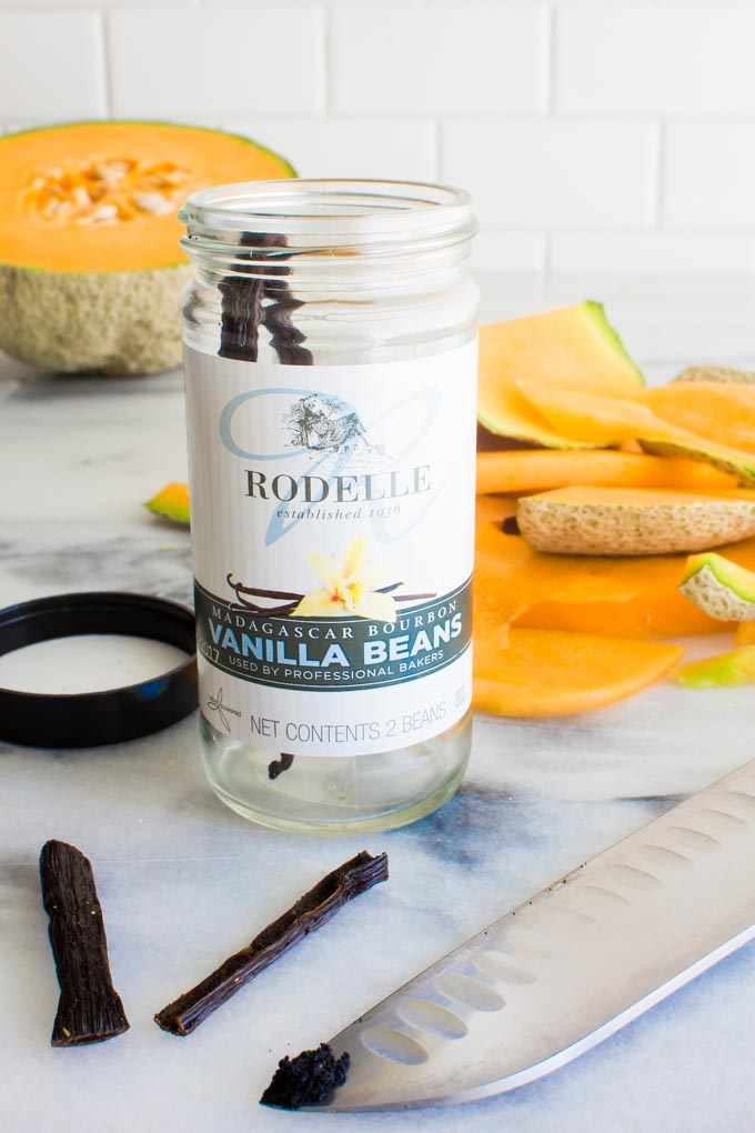 maple vanilla bean smoothie | immaEATthat.com