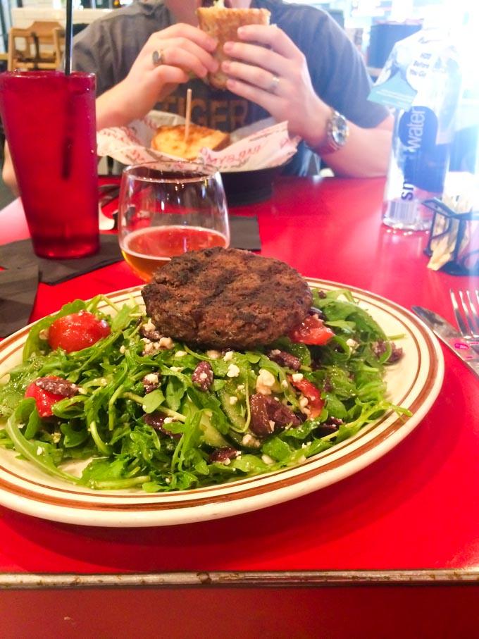 pittsburg airport salad | immaEATthat.com