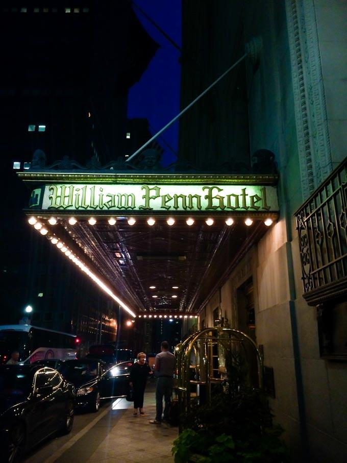william penn hotel-pittsburg | immaEATthat.com