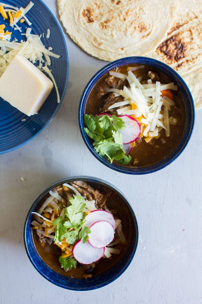 pulled pork soup | immaEATthat.com
