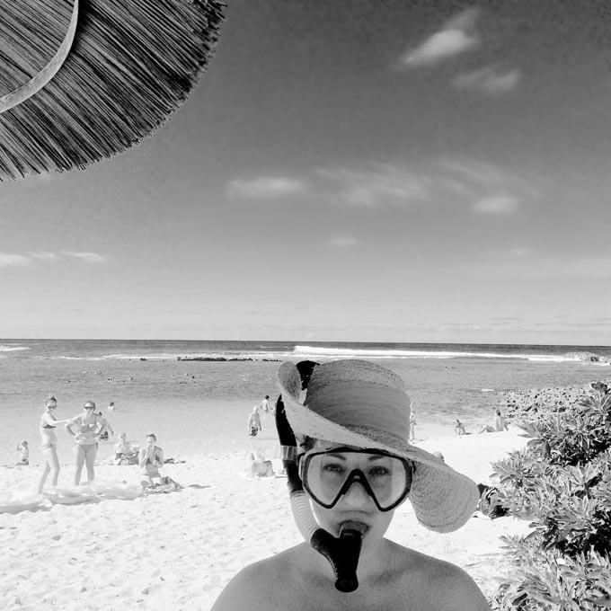Snorkeling at Turtle Bay Resort | immaEATthat.com