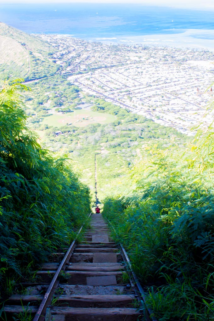 Koko Head Trail - Oahu | immaEATthat.com