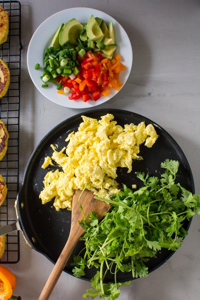 breakfast arepas | immaEATthat.com