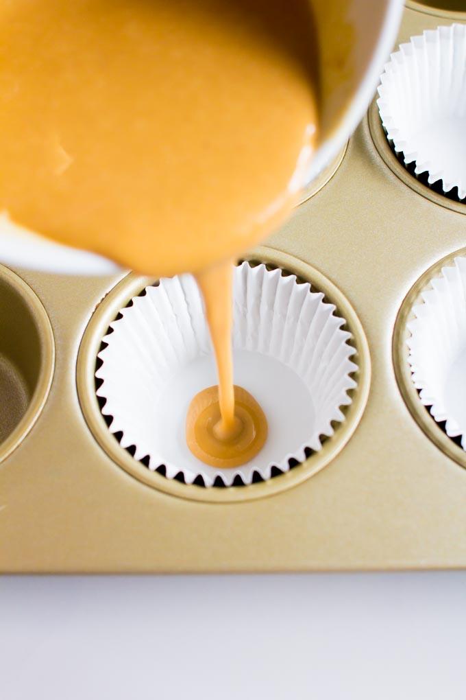 peanut butter nutella cups   immaEATthat.com