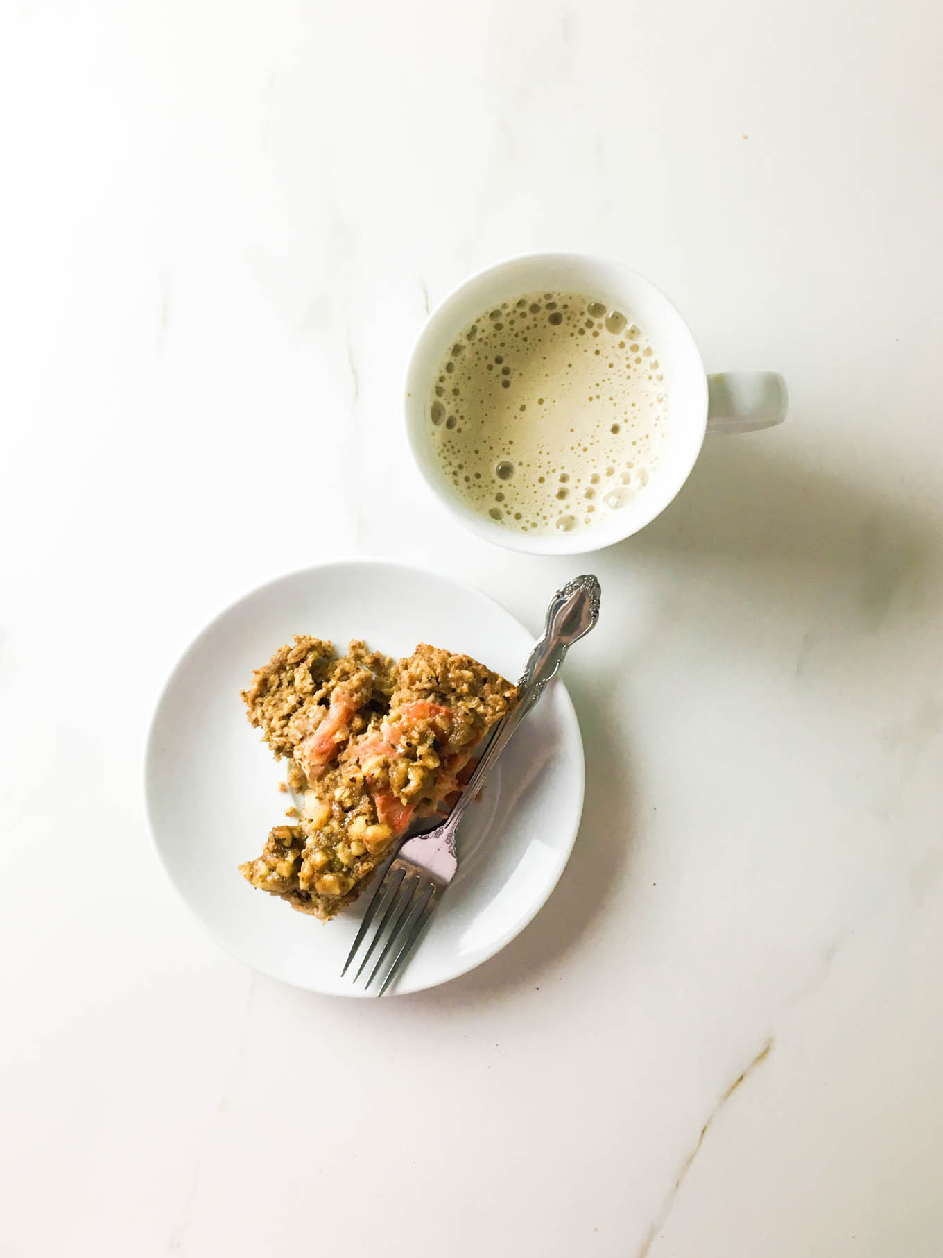 grapefruit baked oatmeal | immaEATthat.com