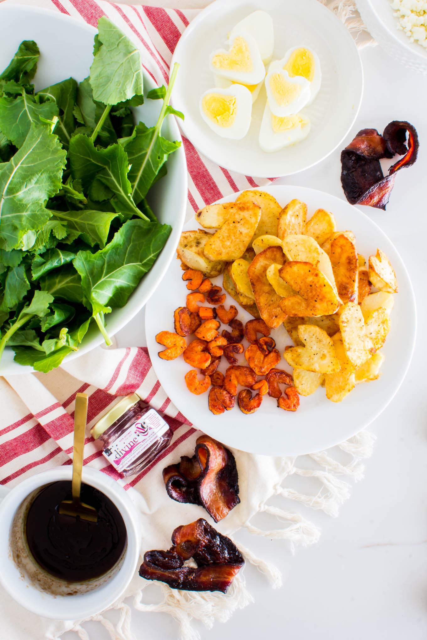 heart salad | immaEATthat.com