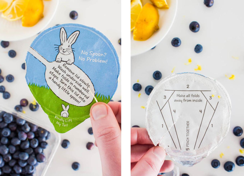 Annie's whole milk yogurt | immaEATthat.com #sponsored