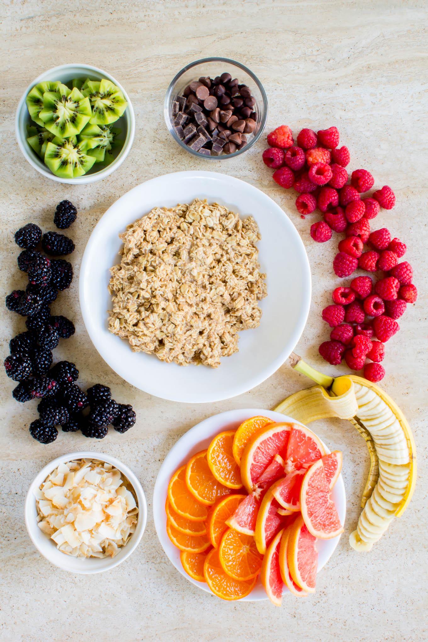 oatmeal dough | immaEATthat.com
